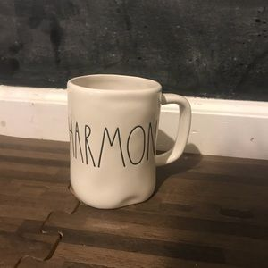 Rae Dunn HARMONY mug